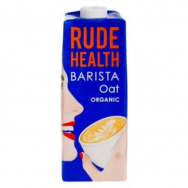 RUDE HEALTH (PARALLEL IMPORT) - Barista Oat Milk Drink - 1L