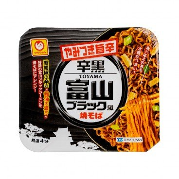 MARUCHAN - Fried Noddles With Black Soy Sauce And Pepper Chicken - PC