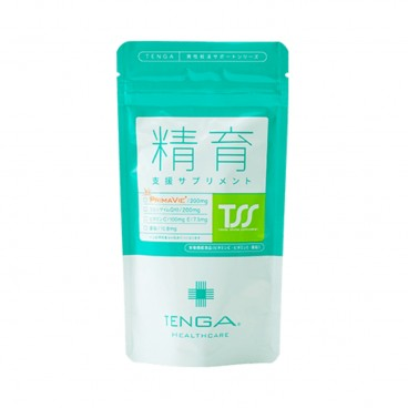 TENGA - Sperm Support Supplement - 120'S