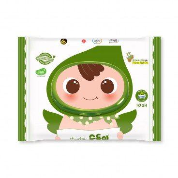 SOONDOONGI - Lohas Baby Wipes - 10'S