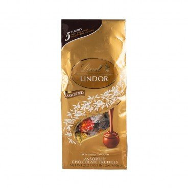 LINDT(PARALLEL IMPORT) - Lindor Assorted - 600G