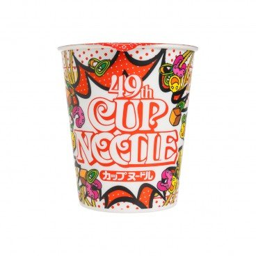NISSIN - Cup Noodles 49th Anniversary Limited Edition Classic Assorted Flavor - PC