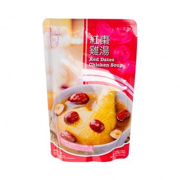 Shun Nam - Red Dates Chicken Soup - 500G