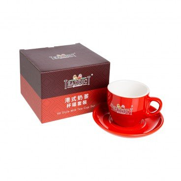 TEADDICT - Hk Style Milk Tea Cup Set - 500G