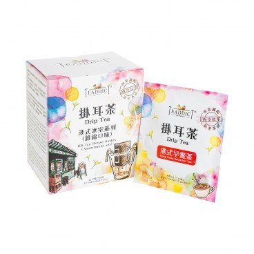 TEADDICT - Drip Tea hk Style Tea assorted - 12'S