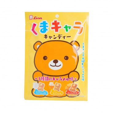 LION - Soda Kids Candy - 72G