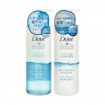 DOVE - Japan Airy Moisture Hair Set - 480GX2