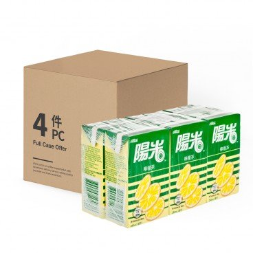 HI-C - Lemon Tea - 250MLX6X4