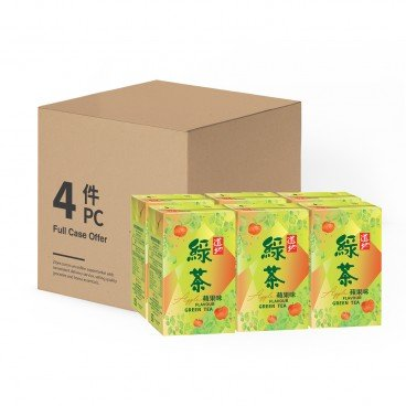 TAO TI - Apple Green Tea - 250MLX6X4