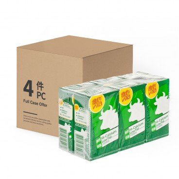 VITA High Calcium Low Fat Milk 250MLX6X4