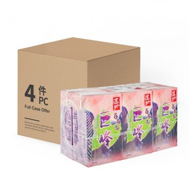 TAO TI - Grape Kyoho Juice - 250MLX6X4