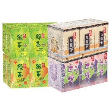 TAO TI - Special Tao Ti Drinks - SET