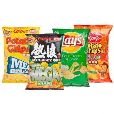 ZTORE SPECIAL Snacks Mega Sets SET