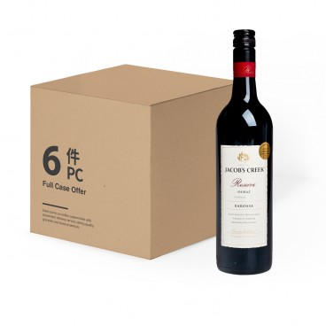 JACOB'S CREEK RESERVE SHIRAZ BUNDLE