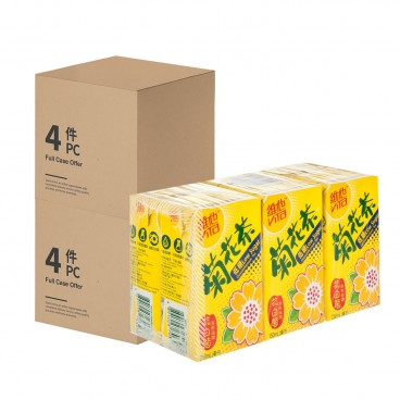 VITA Chrysanthemum Tea low Sugar 250MLX6X4X2