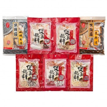ZTORE SPECIAL Set delicious Soup Packs SET