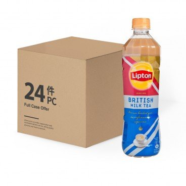 LIPTON British Milk Tea 535MLX24
