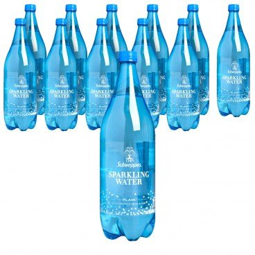 SPARKLING WATER-CASE OFFER