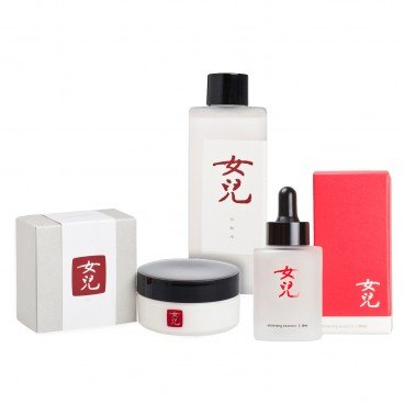 DAUGHTER Whitening Facial Care Set SET