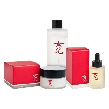 DAUGHTER Anti aging Facial Care Set SET