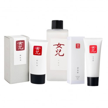 DAUGHTER Moisturizing Facial Care Set SET
