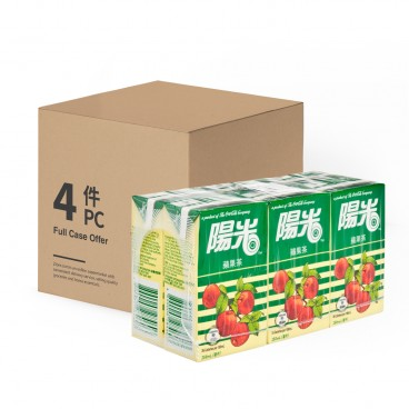 HI-C Apple Tea case Offer 250MLX6X4