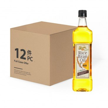 TORI Rice Bran Oil case Offer 1LX12