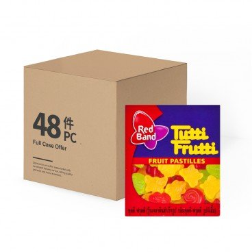 TUTTI FRUTTI Fruit Pastilles case Offer 15GX48