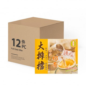 DAI PAI DONG 3 in 1 Instant Milk Tea case 170GX12