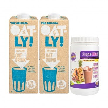 ZTORE SPECIAL Set superslim Protein Oat Drink organic SET