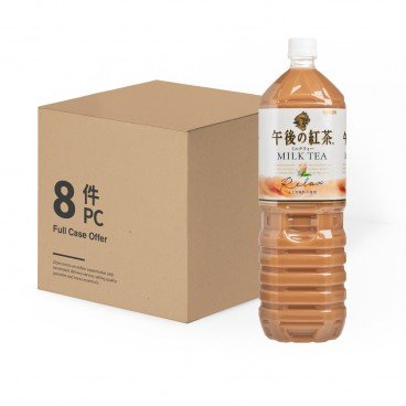 KIRIN Afternoon Tea Milk Tea case Offer 1.5L