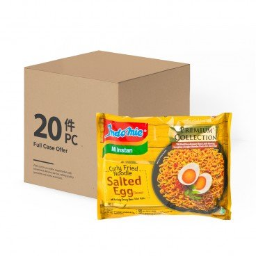 INDOMIE Indomie Curly Fried Noodle case Offer 100GX20