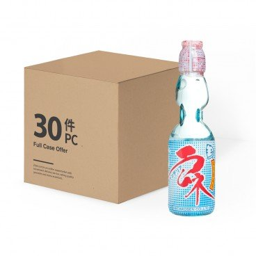 HATA - Ramune lemonade case Offer - 200MLX30