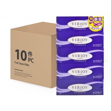 VIRJOY Deluxe Box Facial full Case 5'SX10