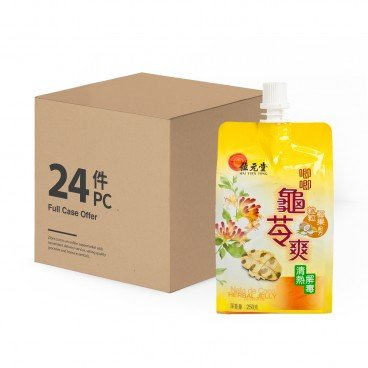 WAI YUEN TONG - Nata De Coco Hebal Jelly Beverage case Offer - 250GX24