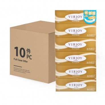 VIRJOY Jumbo Box Facial full Case 6'SX10
