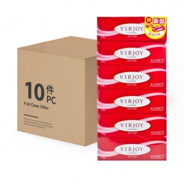 VIRJOY Classic Facial Box Tissue full Case 6'SX10