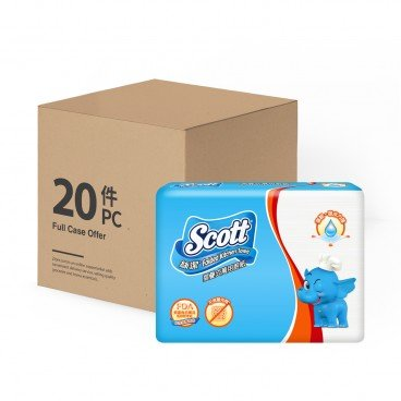 SCOTT M fold Paper Hand Towel full Case 200'SX20