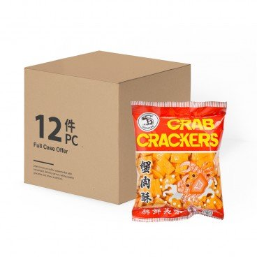 CHUI HIANG Crab Crackers case Offer 40GX12