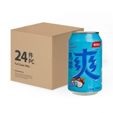 YEO'S - Water Chestnut Drink - 300MLX24