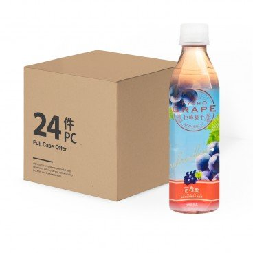 TAO TI - Pak Gor Yuen Grape Juice Case - 350MLX24