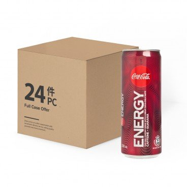 COCA-COLA Energy Case 330MLX24