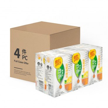 VITA No Sugar Tea ceylon Lemon Tea Case 250MLX6X4
