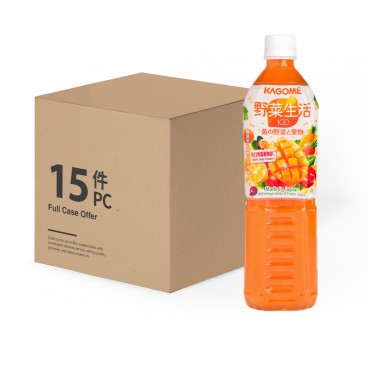 KAGOME Mango Mixed Juice Case 720MLX15