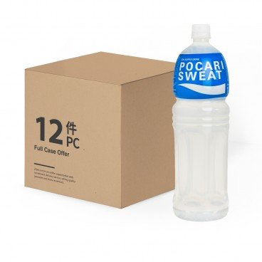 POCARI Ion Supply Drink Case 1.5LX12