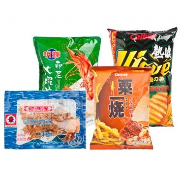 ZTORE SPECIAL - Maf Special Activity Maf Special Version Snack Pack - PC
