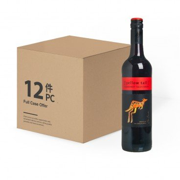 YELLOW TAIL Cabernet Sauvignon case Offer 750MLX12