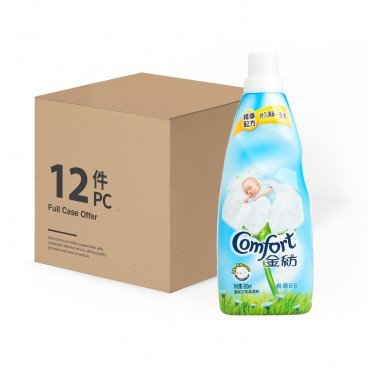 COMFORT - Fabric Conditioner Essence pure case Offer - 880MLX12