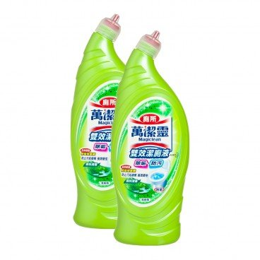 KAO MAGICLEAN - Toilet Cleaner Set forest - 650MLX2