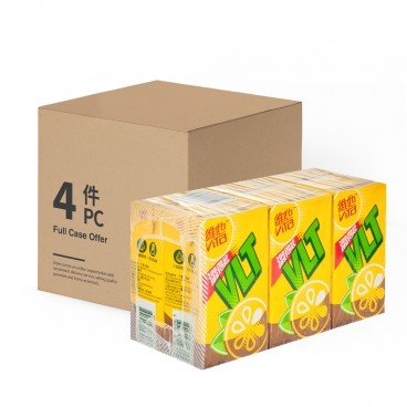 VITA - Shopnet Exclusive lemon Tea - 250MLX6X4